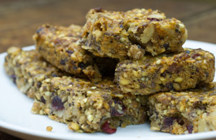 Ultimate Granola Bars