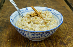 Whole Oat Crock Pot Porridge